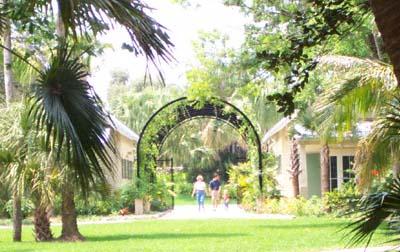 Superieur McKee Botanical Gardens
